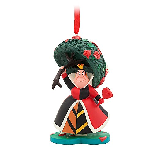 Disney Queen of Hearts Sketchbook Ornament