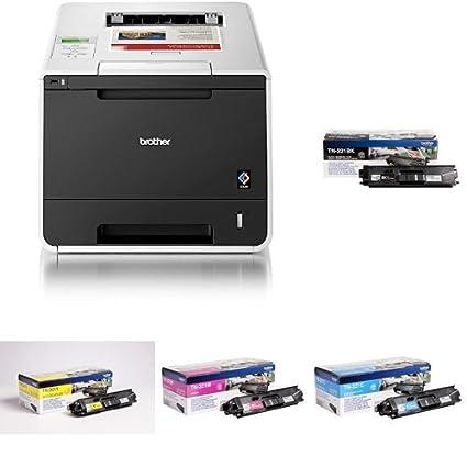 Brother HL-L8250CDN - Impresora láser color + Pack de 4 ...