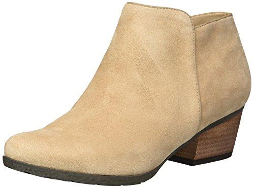 Blondo Women's Villa Ankle Boot Sand Suede