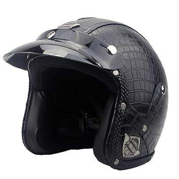 ZWL Motorradhelm Elektroauto Kopf UV Schutz Sommer Helm M/änner Und Frauen Helm Pers/önlichkeit