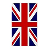 2' x 3' Area Rug Door Mat British English Flag HD