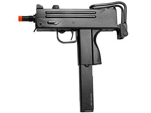 kwa m11a1 ns2 gas airsoft submachine gun airsoft gun(Airsoft - Open Bolt