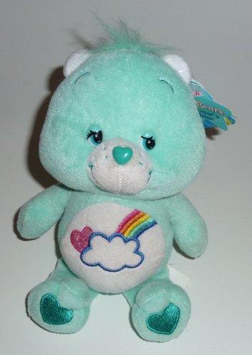 cf981f4f430 Amazon.com  Care Bears Bashful Heart Bear Beanie by Care Bears  Toys   Games