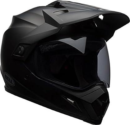 Motocross Helmet Bell MX 2018 MX-9 Mips Adult Helmet Solid Matte Black