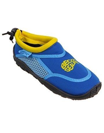Beco Sealife 90023 Kinder Surf- und Badeschuh (32/33, blau)