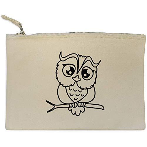 Case cl00012465 'Cute accessoires Azeeda Bag Clutch Owl' wxHBqIIvZ