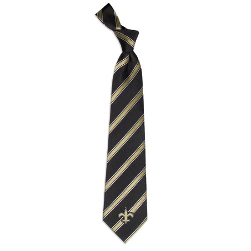 Eagles Wings New Orleans Saints Woven Tie