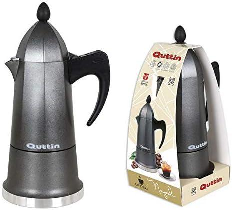 Quttin S2202080 Cafetera, 188 Stainless Steel: Amazon.es: Hogar