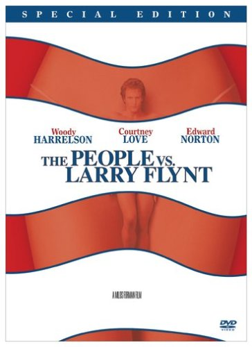 The People vs. Larry Flynt (Special - Oliver Celebrities Peoples