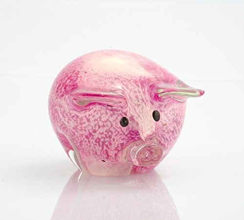 Glass Blown Pig (New 4