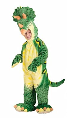 Forum Novelties Plush Cuddlee Triceratops Costume Toddler Size by Forum Novelties