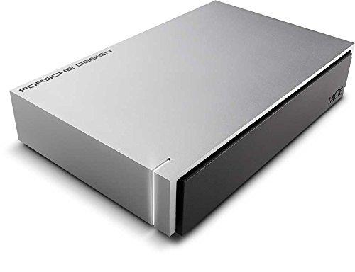 LaCie STEW6000400 - Disco Duro de Escritorio HDD de 6 TB, Color Plata