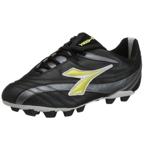 Diadora, Yellow Gelb Chaussures De Football Pour Hommes 9.5