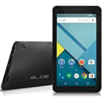 SLIDE SLI-TAB9CK 9.7 8GB Tablet with MTK Quad Core Processor, Android 5.0, Touch Screen Responsive, 9.7 Display, Dual Camera, Quad Core, Bluetooth Connection, Wi-Fi Connection