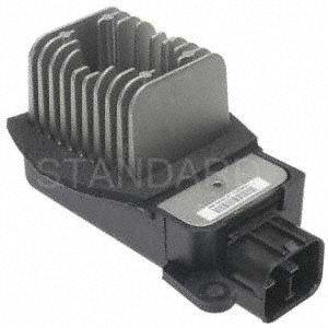 UPC 025623026138, Standard Motor Products RU-587  A/C Blower Motor Switch/Resistor