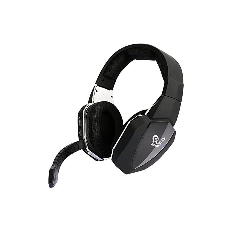 Wireless Optical Stereo Gaming Headset O