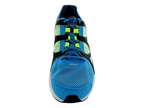 Nike Hombres Nike Zoom Elite + Zapatillas Running 9.5 (neptune Blue / White / Volt / Black)