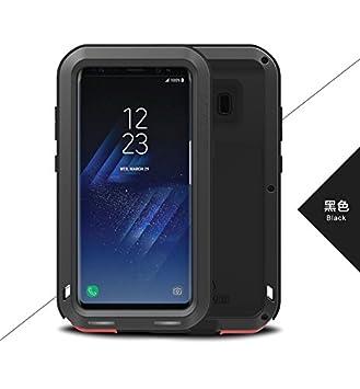 Samsung Galaxy S8 Plus Funda,Love Mei Armor Funda rígida ...