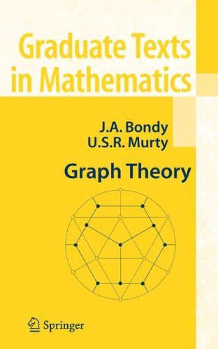 Graph Theory: An Advanced Course (Graduate Texts in Mathematics, Band 244)