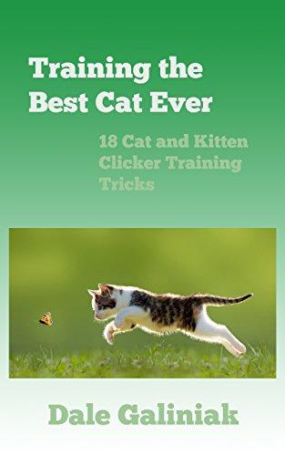 Training the Best Cat Ever: 18 Cat and Kitten Clicker Training Tricks