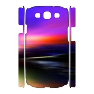 3D {Twilight Series} Samsung Galaxy S3 Case Twilight 12, Case Cathyathome - White