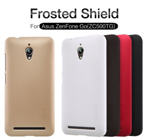 huge selection of d4112 e8046 Amazon.com: For Asus Zenfone Go (ZC500TG) Case - Nillkin Frosted ...