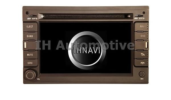 Ihnavi Ih916-2 - Sistema de navegación radio gps para volkswagen ...