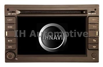 Ihnavi Ih916-3 - Sistema de navegación radio gps para ...