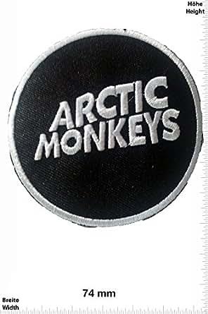 Parches - Arctic Monkeys - MusicParches - Rock - Chaleco - Parche Termoadhesivos Bordado Apliques - Patch - Give Away Regalar