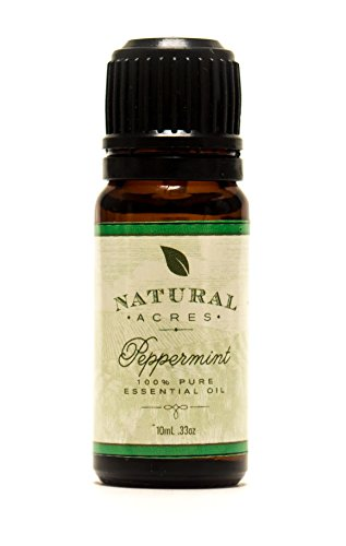 Peppermint Essential Oil Therapeutic Natural