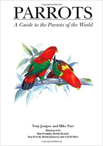 Image result for A Guide to Parrots of the World