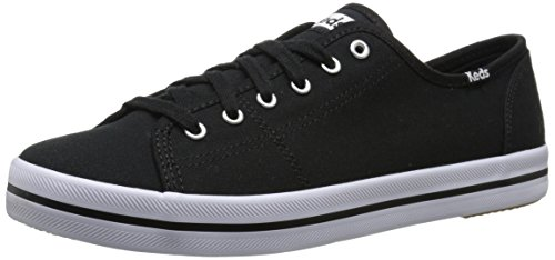 Keds Womens Kickstart Fashion Sneaker Black