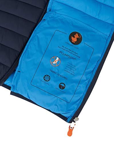 Jacket The Track Black Duck Men's Save Blue xUqPIqw