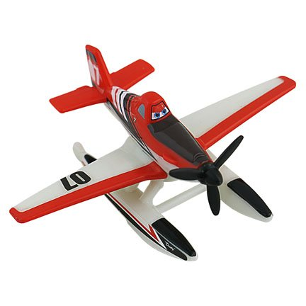 Fisher Price Disney Planes Fire & Rescue Action Shifters Piston Peak Air Attack Track Set - Replacement Plane