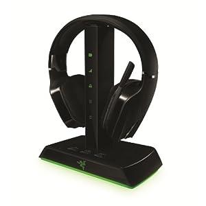 41ITe599MYL. AA300  [Preisfehler?] Razer Chimaera 5.1 Wireless Gaming Headset nur 62€ inkl. Versand (Preisvergleich 183€!)