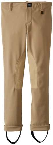 Devon-Aire Children's All Pro Pull-On Jod, Beige, X-Small Devon Aire Pull On Tights