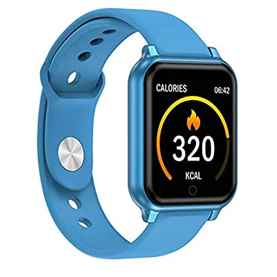 ZHLYQ Smart Wristband Smart Watch Waterproof Sports Men S And Women S Heart Rate Monitor Blood Pressure Estimated Price £52.18 -