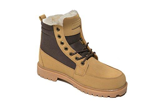 Sean John Men's Kingswood 2 Boot, Wheat, 10.5 M US