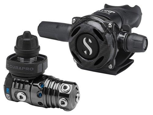 (Scubapro Evo Scuba Diving Regulator (MK25 EVO / A700 Carbon DIN))