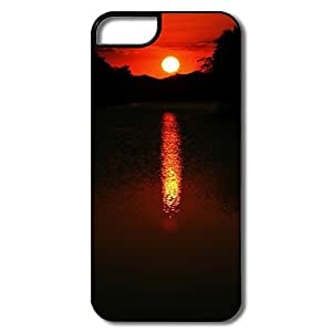 Cute Ayo Sunsets IPhone 5/5s Case For Family