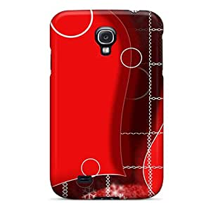 Fransh485b54 Galaxy S4 Well-designed Hard Cases Covers 3d Hearts Protector