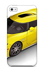FAg-3077EKgXexdz Case Cover Protector For Iphone 5c Koenigsegg Ccx Yellow Case