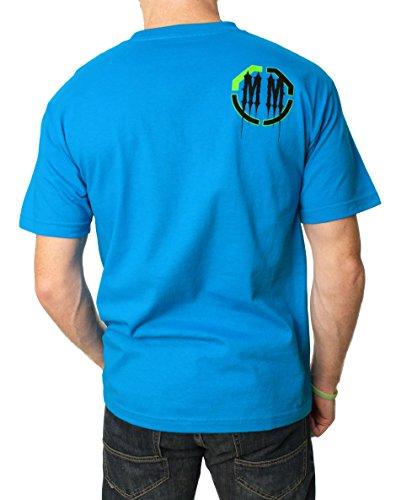 Das Opfer Grafik T Shirt der Metal Mulisha Männer