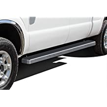 "5"" iBoard Running Boards Fit 99-17 Ford F-250/F-350/F-450 SuperDuty Crew Cab Nerf Bar Side Steps Tube Rail Bars"
