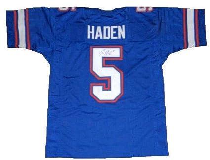 new style 968dc 07ae3 Joe Haden Autographed Signed Florida Gators #5 Jersey JSA at ...