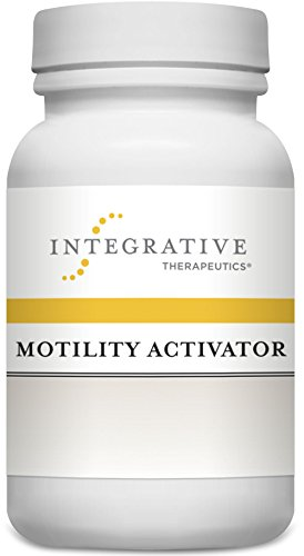 (Integrative Therapeutics - Motility Activator - Support Healthy Gastrointestinal Motility and Transport - 60 Capsules)