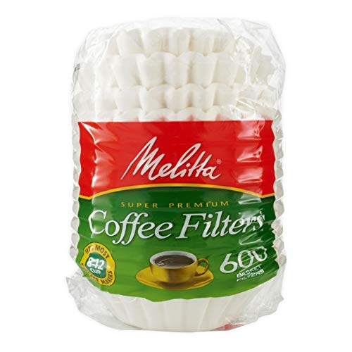 Paper Melitta (Melitta Coffee Filters, Basket, Pack Of 600)