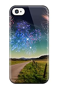 Iphone 4/4s Case, Premium Protective Case With Awesome Look - Happy Road