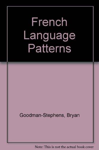French Language Patterns
