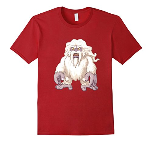 Ranger Park Costume National (Mens Sasquatch Bigfoot Research Team Shirt XL)